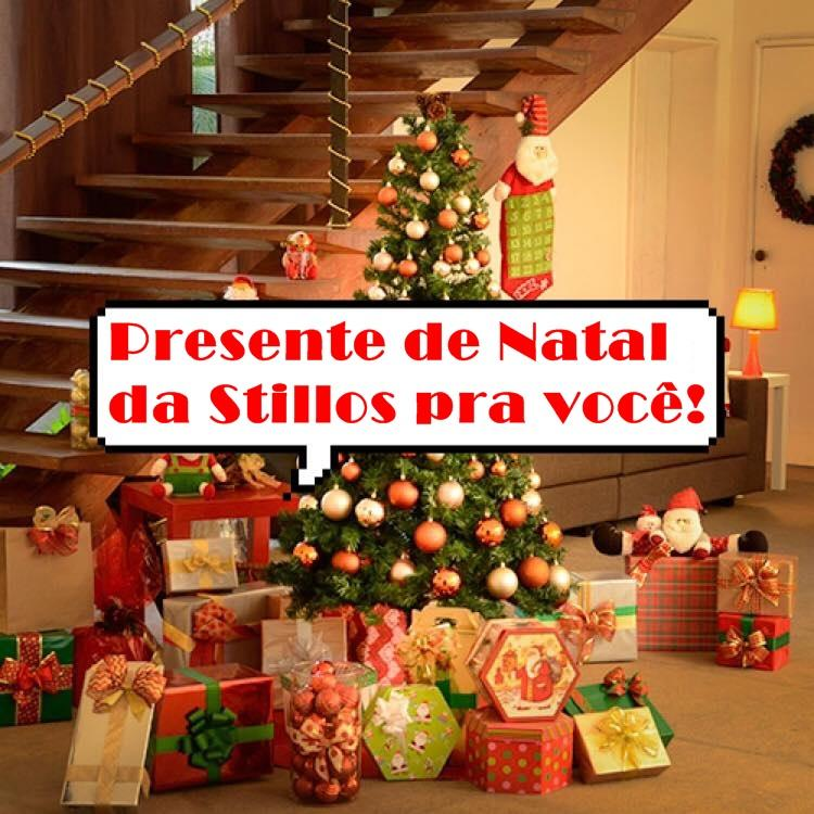 PROMOÇÃO DE NATAL STILLOS!!