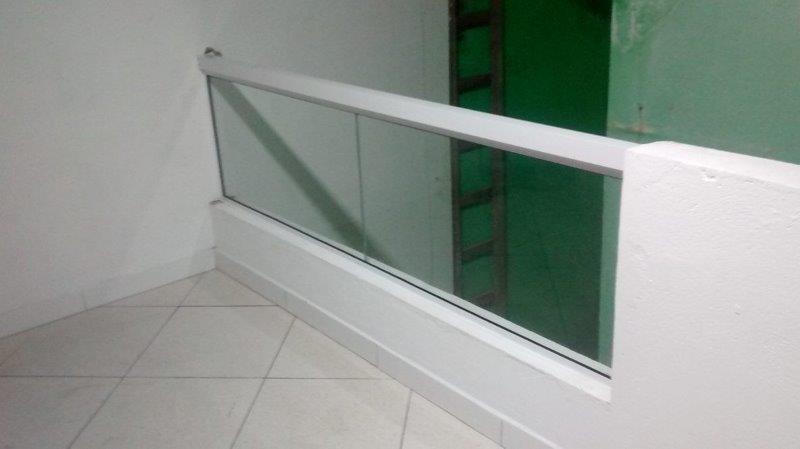 Guarda-corpo de vidro sp