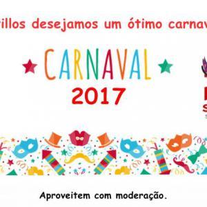Carnaval Stillos Sacadas!
