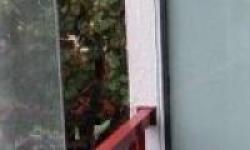 Obra concluída-sacada condominio PAINEIRAS