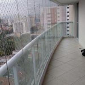 obra concluida - Sacada Condomínio Tower Hills Residence